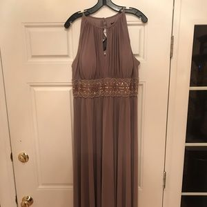 Bridesmaids dress-only worn once